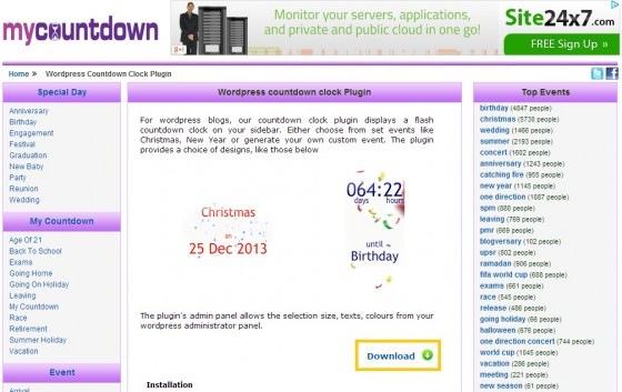 1Countdown Clock Plugin1_4