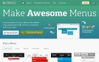 ライブドアブログのカスタマイズ-CSS Menu MakerでCSSメニューを超簡単に設置