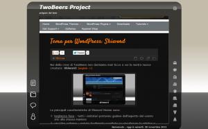 WordPress 多機能! 完全日本語対応でフリー(無料)のテーマ「Shiword」