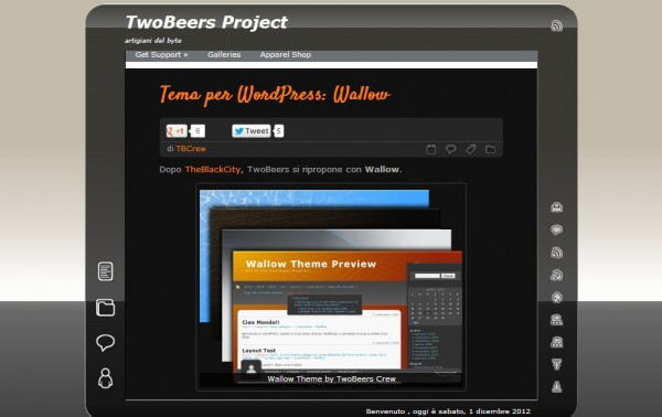 TwoBeers Project-wallow