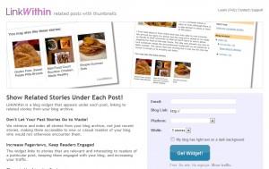 関連記事をサムネイル画像付きで表示するブログパーツ「LinkWithin」