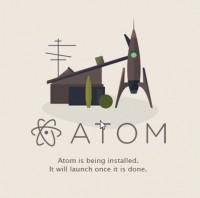 『Atom』エディターで言語別設定を行う方法(WindowsOS用)