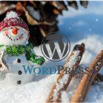 WordPress 自分のブログに一瞬で超簡単に雪を降らせる・・・おい!いつからあった?
